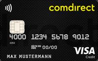 Die comdirect Kreditkarte